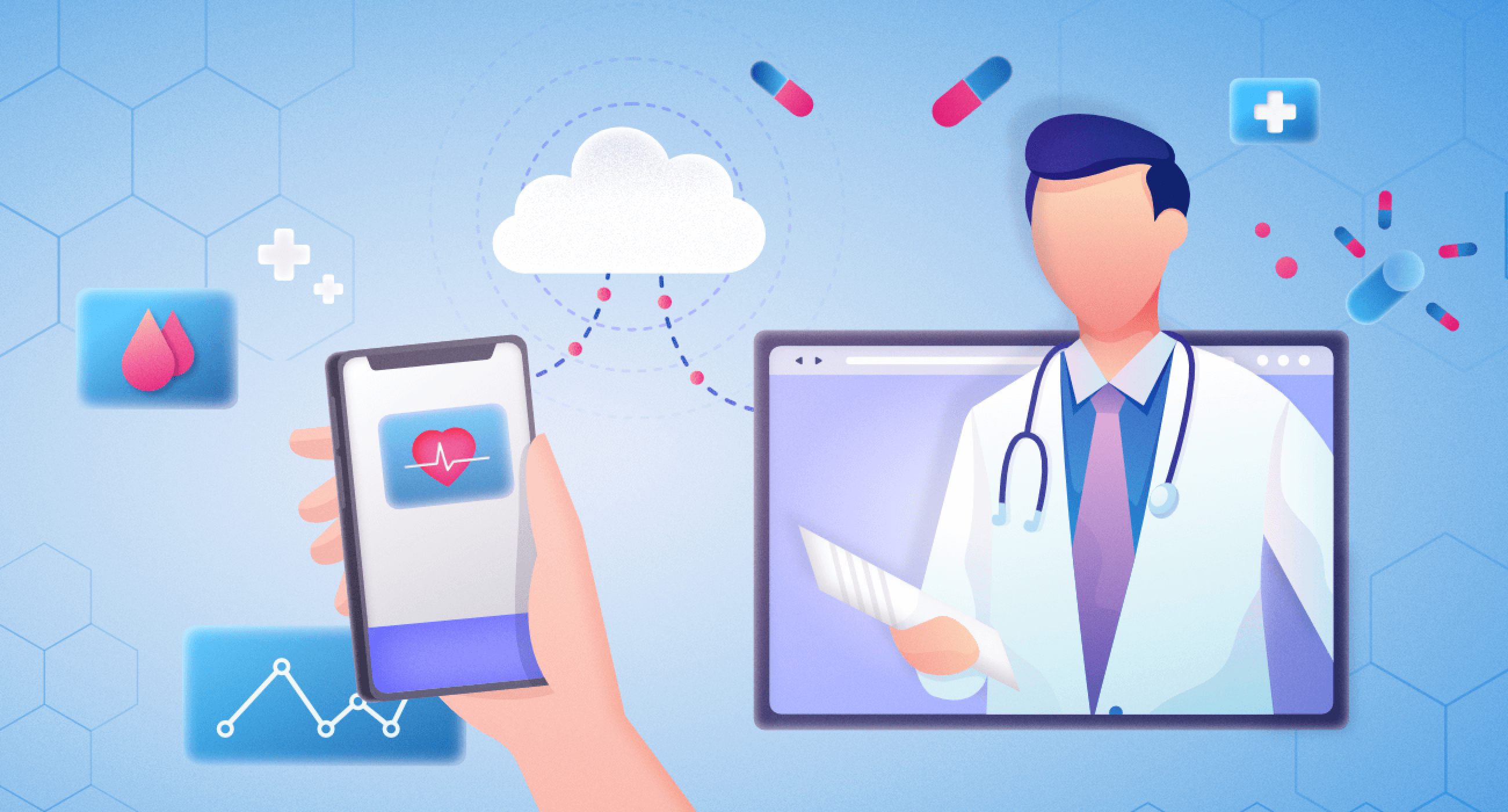 How Will IoT Become the Pulse of Healthcare in 2021?
