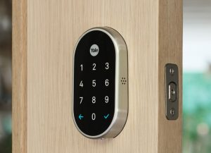 Yale Lock with Nest Connect