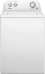 Amana 27-5 in 3-5 cu. ft. White Top Load Washing Machine