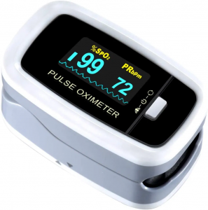 Atmoko Pulse Oximeter Finger Oximetry