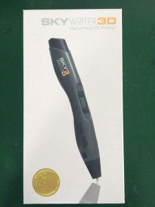 SkyWriter 3D pen