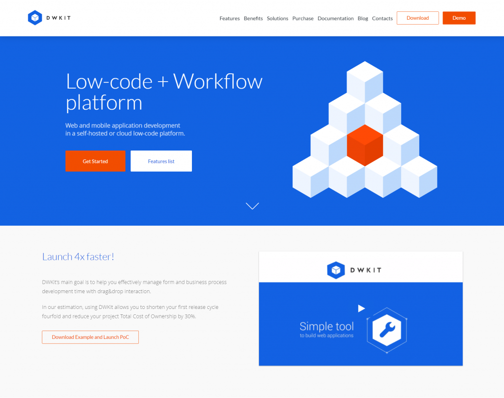 DWKit is the short form of Digital Workflow Kit