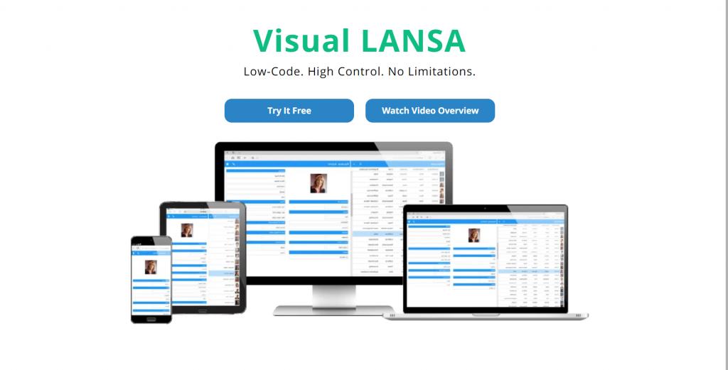 Visual LANSA